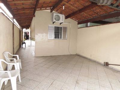 Casa 1 Dormitório - Vila Sônia - Praia Grande - Sp