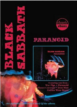 Dvd Black Sabbath Paranoid Nuevo / Cerrado / Original.-