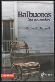 L3458. Balbuceos (en Noviembre). Ramón D. Tarruella