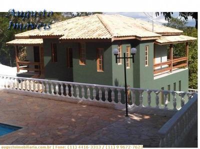 Chácara Em Condominio Em Atibaia Aceito Permuta Zona Norte