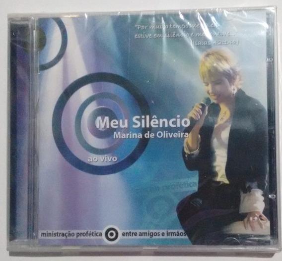 Meu Silêncio - Marina De Oliveira