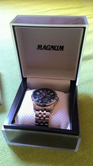 Relógio De Pulso Magnum Ma32130