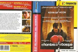 Dvd Original El Hombre Del Bosque Kevin Bacon