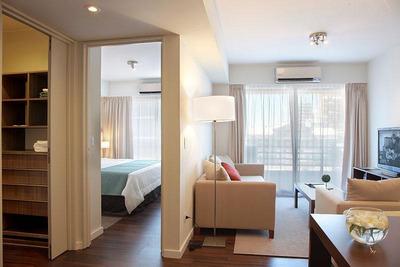 Alquiler 2 Ambientes En Torre Quartier San Telmo, Con Amenities