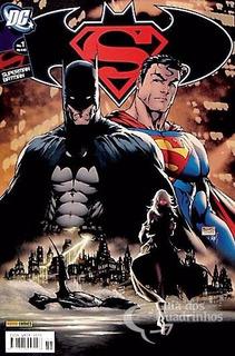 Hq Superman & Batman Nº1 A 51 Faltando 5 Revistas Nº14 A 17