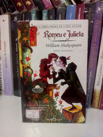 Livro Romeu E Julieta William Shakespeare