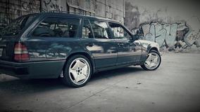 Vendo O Permuto Mercedes Benz Clase E 300 Nafta Gnc 1989