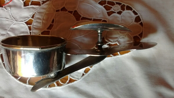 Antiguo Cenicero Gancho Mesa De Poker Hukin And Heath 1915