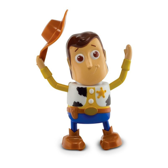 Personagem Movin Movin Woody Toy Story Dtc 3672