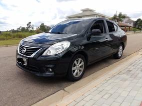Nissan Versa 1.6 Sl Top De Linha