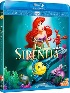 Blu Ray La Sirenita