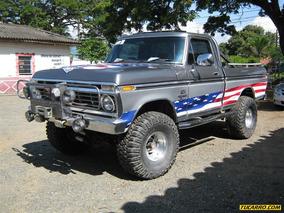 Ford Ranger Xlt Mt 4000cc 4x4
