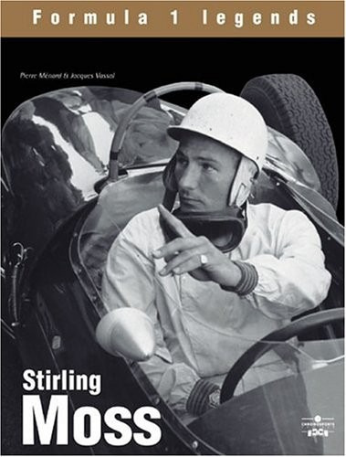 Livro Stirling Moss The Champion Without A Crown F1 Legends