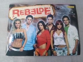 Album Rebelde Rbd 2ª Temporada Foto Cards + Pôster + Brinde