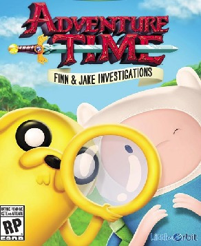 Adventure Time: Finn And Jake Investigations + 2 Jogos - Ps3