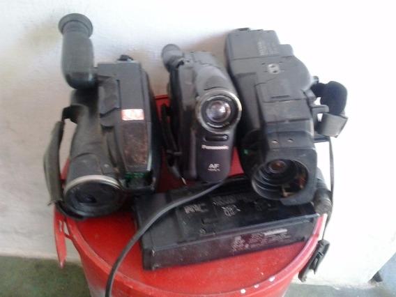 Filmadoras Antigas Panasonic