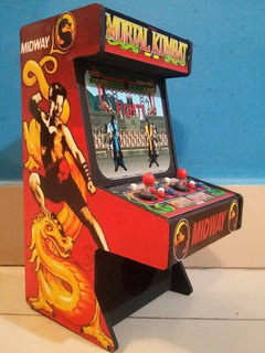 Arcade Mortal Kombat 1