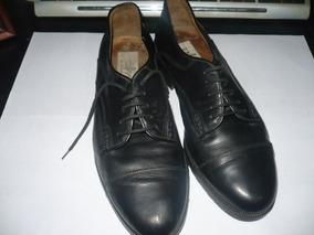 Zapatos De Vestir Rm Cuero Hecho En Italia Nº42
