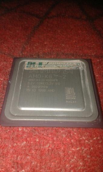 Processador Amd K6-2 255 Mhz Socket 462
