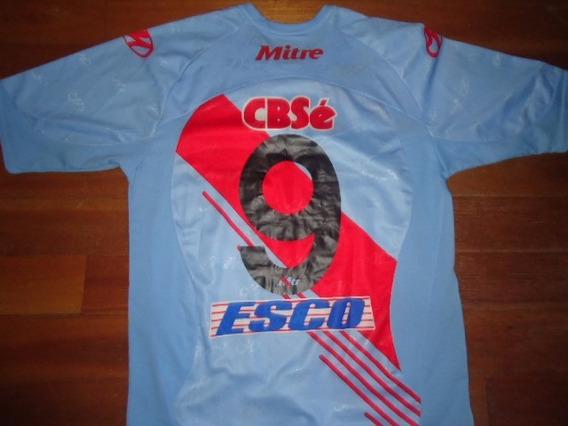 Camiseta Arsenal Sarandi Mitre Titular Utileria # 9 !!