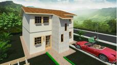 Kit De Casa 1 Y 2 Niveles Prefabricados.planos Y Tuberia Pvc