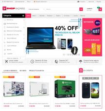 Diseño Web Tienda Online + Flow (webpay Plus + Servipag)