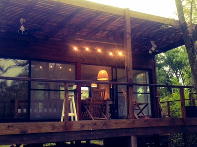 Casa En Jardin Nautico Sobre El Rio 3 Ambientes