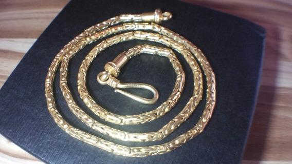 Cordão Bali Ouro