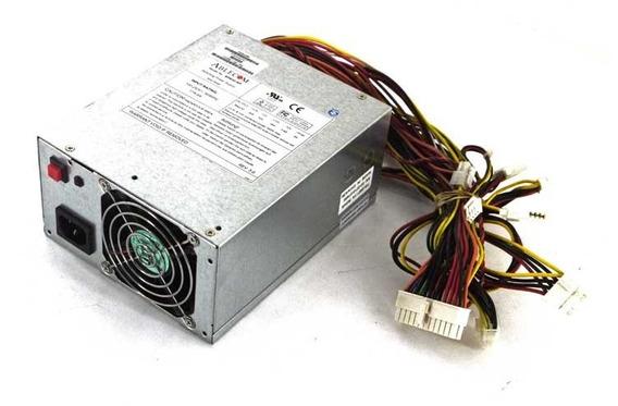 Fonte Atx Server Ou Desktop Sp650-rp 650watts Real Pfc Ativo