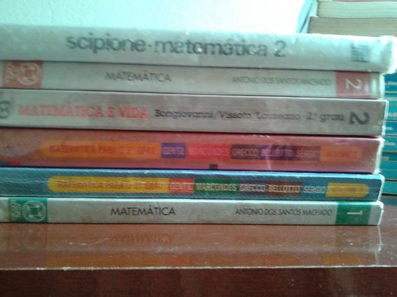 Livros De Matemática -promoção