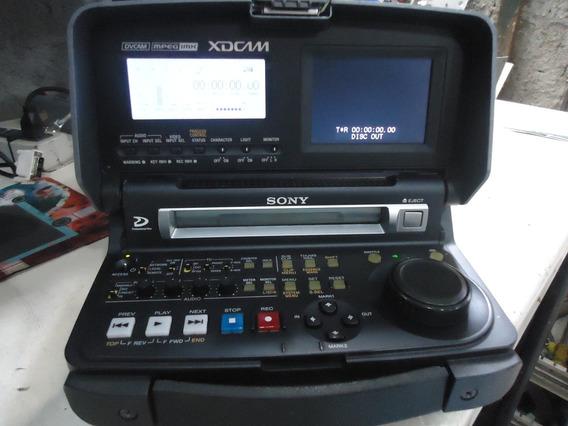 Gravador Xdcam Professional Disc Sony Pdw R1