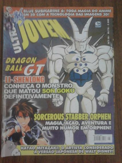 Revista Ultra Jovem Nº08 - Em Excelente Estado