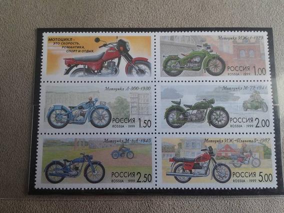 Russia Motos Motocicletas Nnn