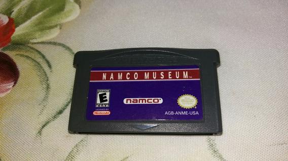 Namco Museum 100% Original P/ Game Boy Advance