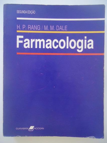 Farmacologia - Rang E Dale - 2ª Edição