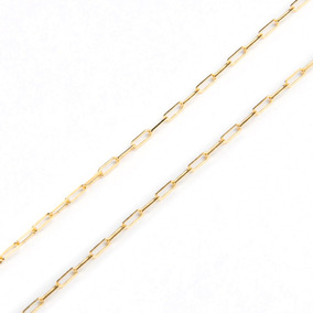 Corrente Em Ouro 18k Cartier 45cm
