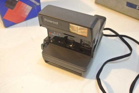 Câmera Polaroid 636 Closeup + Bag - 100% Funcionando