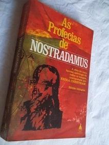 * Livro - As Profecias De Nostradamus - Erika Cheetham