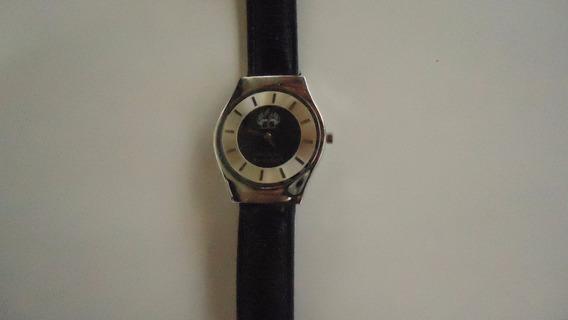 Relógio Quartz Slin Masculino