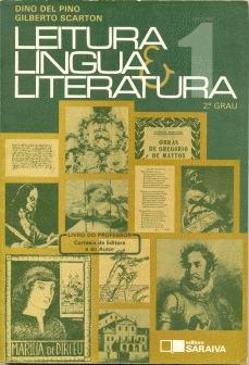 Leitura, Língua & Literatura - Dino Del Pino