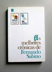 As Melhores Crônicas De Fernando Sabino