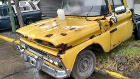 Chevrolet Apache 1980