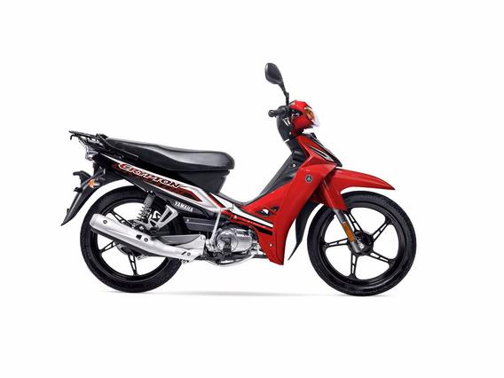 Yamaha Crypton 110 Okm 12 Cuotas Sin Interes Ahora 12/18