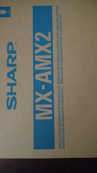 Mx-amx2 Modulo De Comunicação E Aplicação