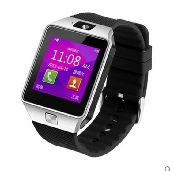 Reloj Celular Smartwatch Camara Sim Microsd Dz09