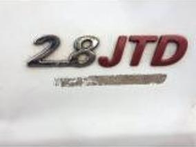 Sucata Fiat Ducato 2.8 Jtd Somente Para Retirada De Peças