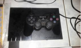 Console Playstation 2 Slim Com 1 Controle - Sonyoriginal