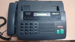 Fax Ux-255 - Charp - Usado