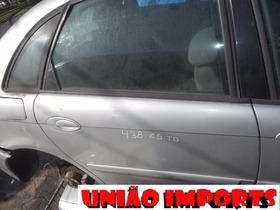 Porta Traseira Direita Citroen C5 2004 (somente Lata)