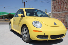Volkswagen Beetle 2007 Automatico, Piel
